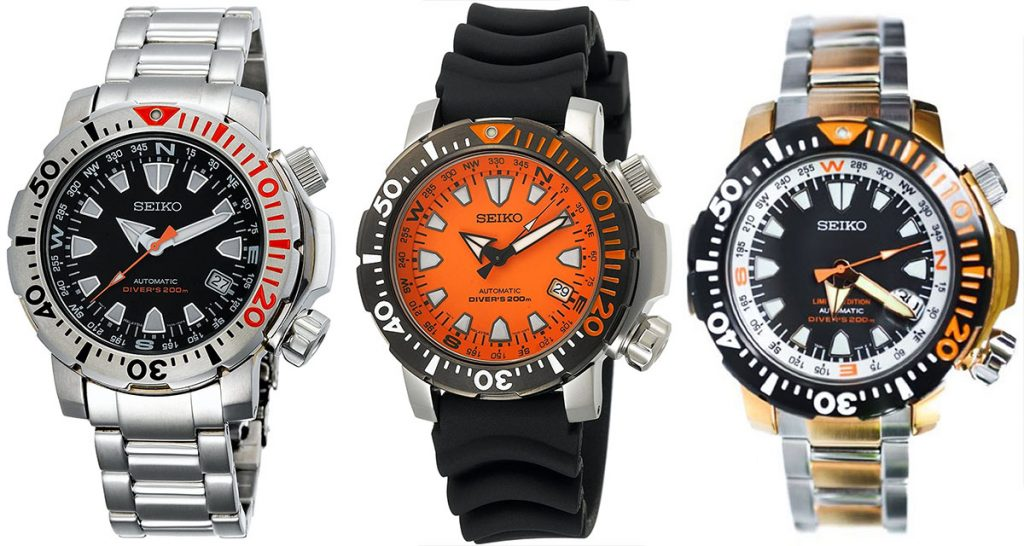 Seiko Land Monsters