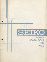 1993 Catalog Vol. 2