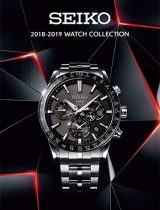 2018-2019 Watch Collection